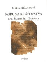 Koruna kráľovstva rabi Šlomo Ben Gabirola