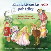 CD-Klasické české pohádky