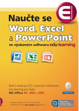 CD-Naučte se Word, Excel a PowerPoint